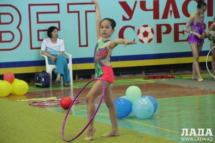 Евгения Ермашова: Лучшие участницы чемпионата Мангистауской области по гимнастике войдут в сборную региона