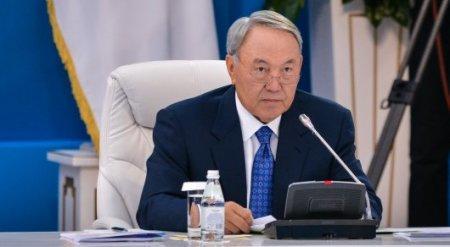 Назарбаев призвал устранить идеологическую основу терроризма