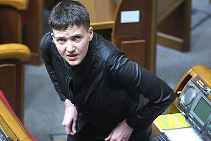 В Раде заподозрили Савченко в подготовке переворота по заданию Кремля