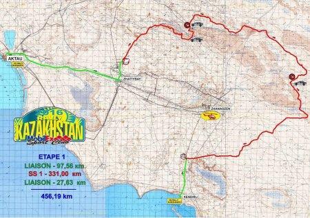 Гонщик «Ралли Казахстан-2016» Антанас Юкневичус: Казахстану есть, чем порадовать туристов