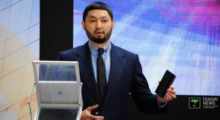 Самый безопасный смартфон презентовал Кенес Ракишев в Лондоне