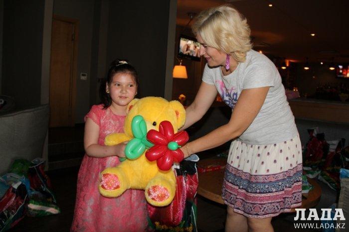 Праздник в День защиты детей организовали горожане и бизнесмены Актау