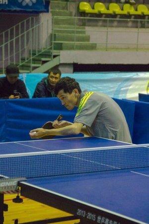 Актауским теннисистам вручили награды за волю к победе на чемпионате Казахстана
