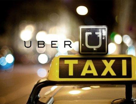 Компания Uber выходит на казахстанский рынок