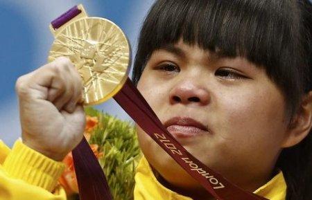 """У Зульфии Чиншанло могут отобрать """"золото"""" Олимпийских игр 2012 года"""