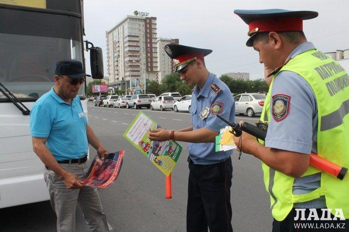 Амангельды Халмурадов: Основная масса нарушений ПДД в Актау допускается в пятницу и выходные дни