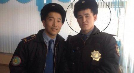 Полицейского, облитого мочой в Карагандинской области, выпустят на свободу