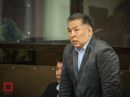 Усенова приговорили к 2 годам лишения свободы по делу EXPO-2017