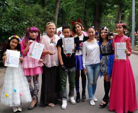 Квартет «Жұлдыздар» из Актау завоевал гран-при на международном фестивале «Бозторғай»