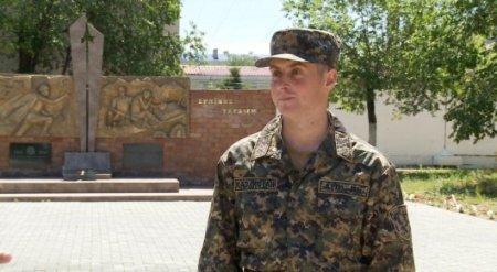 Военнослужащий рассказал, как отражал нападение на воинскую часть в Актобе