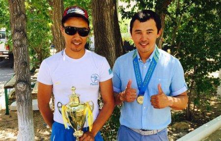 Мангистауские яхтсмены вернулись с шестью медалями с чемпионата Казахстана по парусному спорту