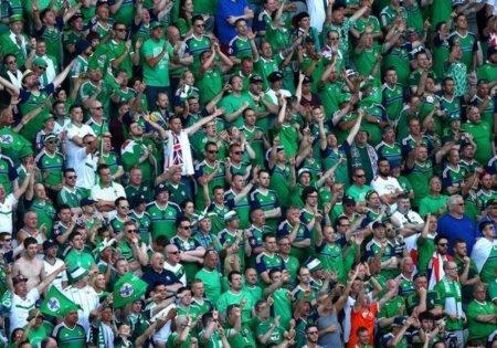 Фанат сборной Северной Ирландии разбился насмерть на пляже в Ницце во время Евро-2016
