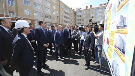 К.Масимов: Ситуация в Актюбинской области находится под полным контролем