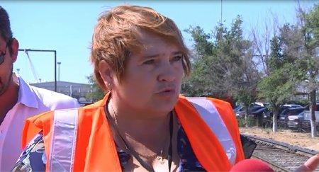 Иностранные водители жалуются на необходимость пребывания в морском порту Актау до полного оформления документов