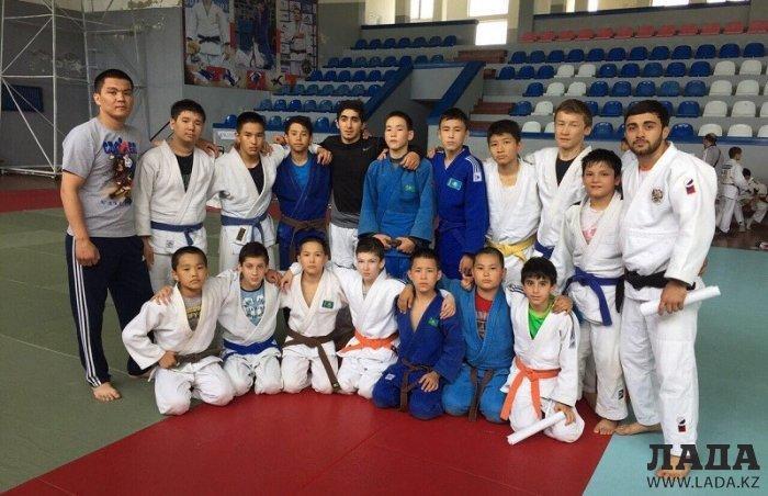 Спортсмен из Актау Мейрамбек Алдаберген стал бронзовым призером международного турнира по дзюдо