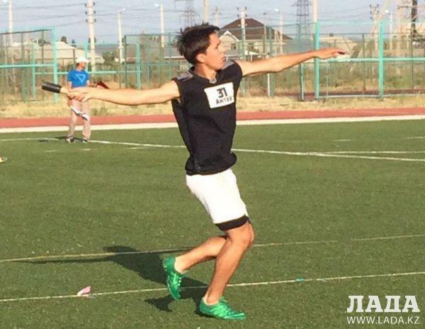 Спортсмены из Актау завоевали шесть медалей на летней спартакиаде в Таразе