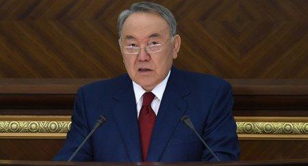 Назарбаев: Казахстан сократит долю государства в экономике до 15%