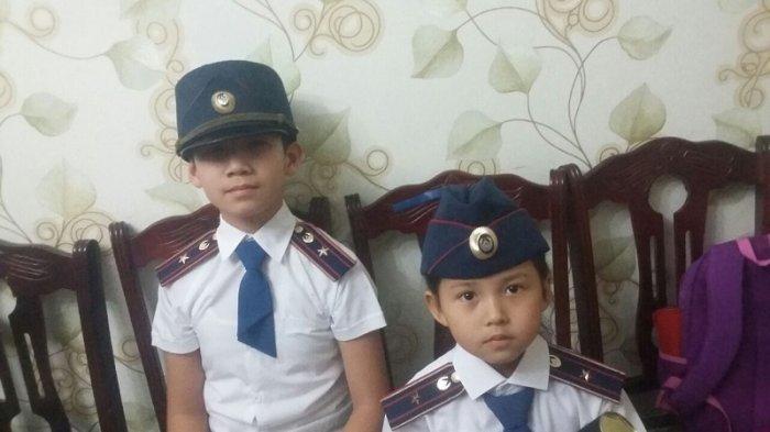 Фотоистория: Мой папа – полицейский!