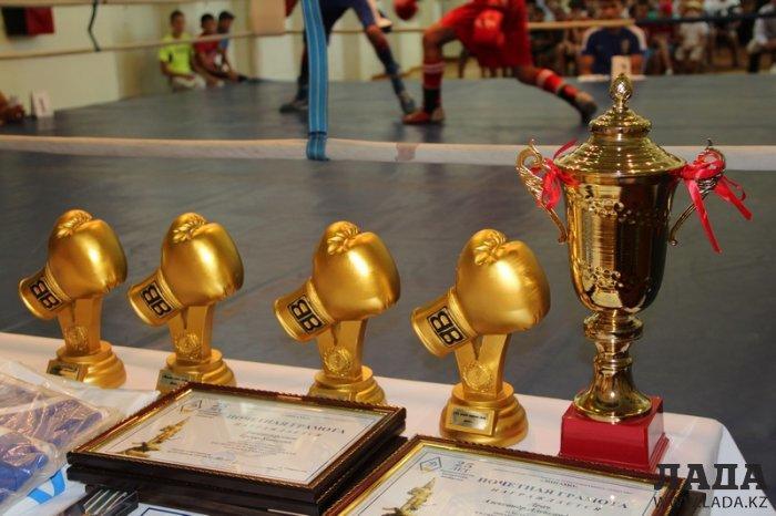 Более 100 боксеров из Мангистау приняли участие в турнире на призы председателя ФСО «Динамо»