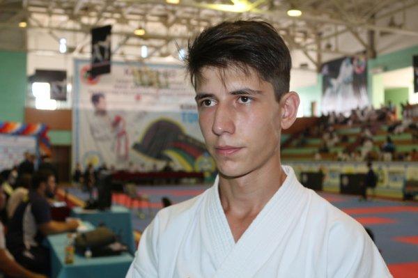 В Актау стартовал чемпионат Казахстана по карате-до среди кадетов и юниоров