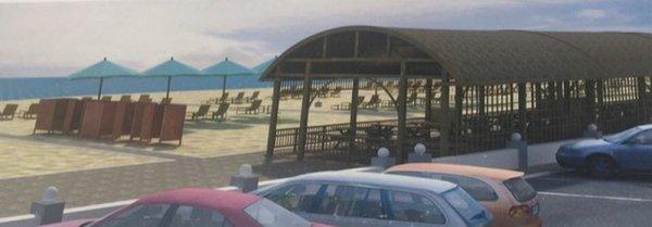 Власти Актау рассказали о проекте благоустройства «Солдатского пляжа» стоимостью 90 миллионов тенге
