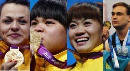 Из-за допинга сборную Казахстана по тяжелой атлетике лишили двух олимпийских лицензий