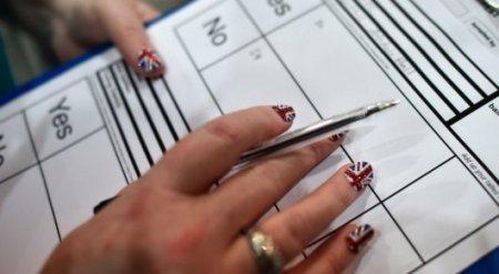 Две трети шотландцев поддержат выход из Великобритании - опрос