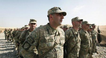 В Грузии отменили обязательную службу в армии