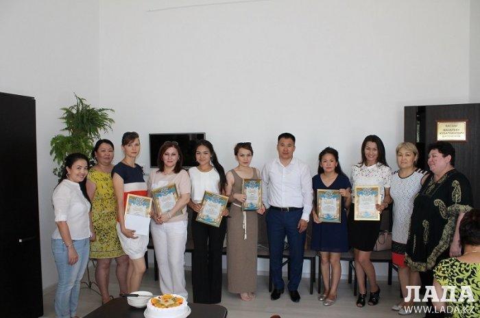 В Актау журналистов поздравили с профессиональным праздником