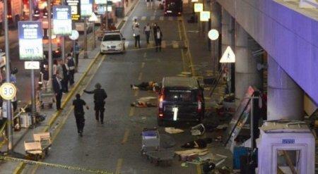 Взрывы в аэропорту Стамбула: число погибших растет