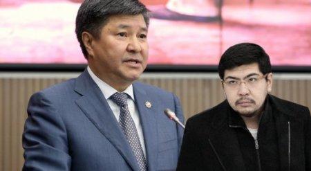 "Генпрокурор рассказал о ""феномене"" Максата Усенова"