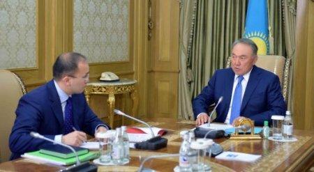 Все СМИ должны работать в интересах народа - Назарбаев