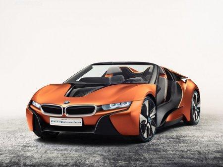 В BMW приступают к разработке самоуправляемого автомобиля
