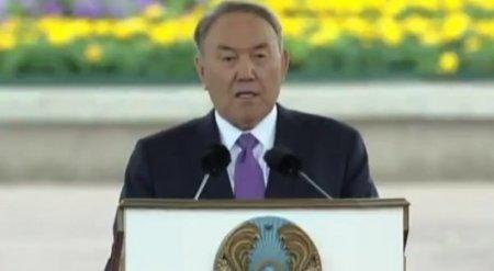 Назарбаев поздравил Астану с миллионным жителем