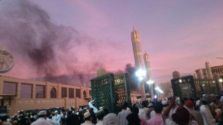 Террорист-смертник подорвал себя близ мечети в Медине накануне Ораза-айта, есть жертвы