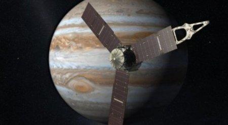 "Зонд ""Юнона"" вышел на орбиту Юпитера"