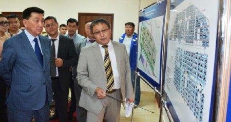 Нурлыбек Жолбаев: На расширение территории перед железнодорожным вокзалом на станции Мангышлак выделили 71 миллион тенге