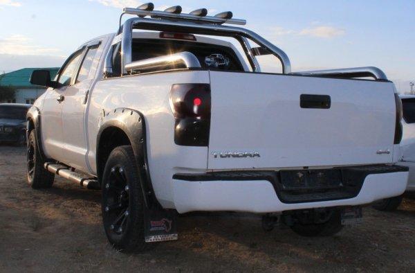 Судебное разбирательство в отношении водителя пикапа Toyota Tundra прекращено в связи с примирением сторон