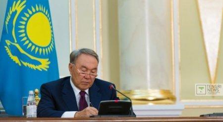 Назарбаев утвердил список тех, кто оценивает политических госслужащих