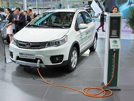 В Казахстане начали собирать китайские электромобили
