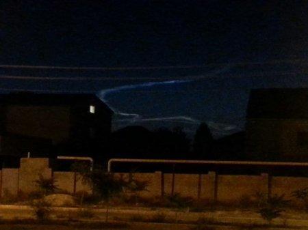 Необычное явление наблюдали жители Актау ночью 17 июля