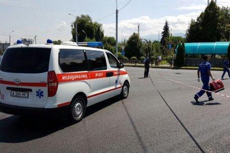 Пятерых раненых во время перестрелки у Никольского рынка доставили в больницу в Алматы