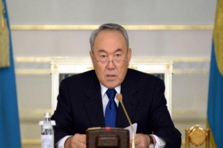 Назарбаев проводит оперативное заседание Совбеза в связи с событиями в Алматы