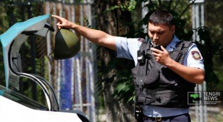 В Алматы снят красный уровень террористической опасности