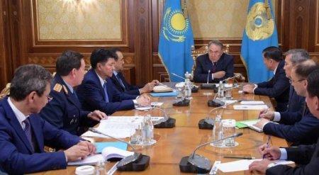 Сегодня в Алматы произошел террористический акт - Назарбаев
