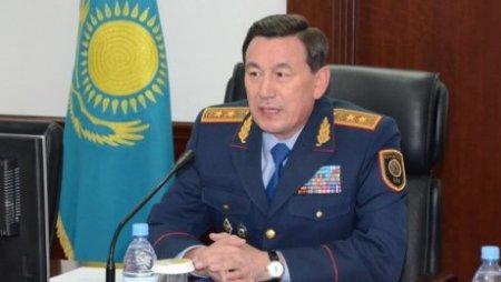К.Касымов: Задержанный в Алматы террорист совершил ночью убийство женщины