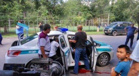 Стрельбу в Алматы устроил один человек - полиция