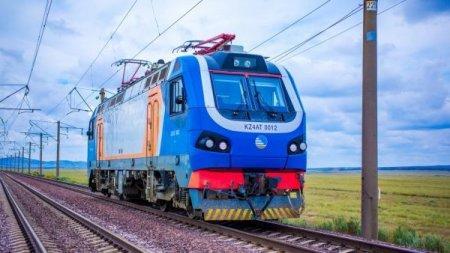Высокоскоростные локомотивы будут использовать на железных дорогах Казахстана