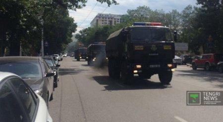 Спецоперация в Алматы: Информация криминального характера не подтвердилась