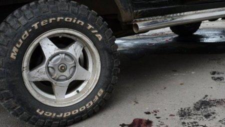Житель Акмолинской области на автомобиле насмерть сбил своего сына